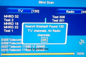 How to watch IPTV in HDS2-6033 / HDS2-6024 and HDS2-6141 | Trackdish com
