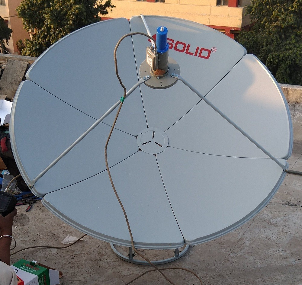 How many channels can receive from Asiasat 7 satellites? | Trackdish com